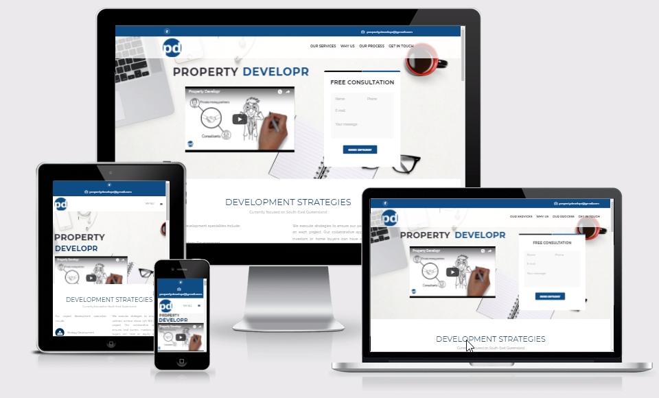 web design agencies brisbane